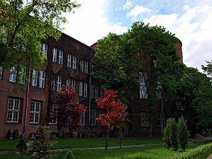 Lozenets, Sofia - Faculty of Biology, Sofia University