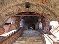Вход в верхний храм Успенского собора Крутицкое подворье Москва.JPG