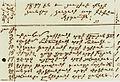 Выписка из метрической книги Феодосийской церкви Сурб Саркис о рождении и крещении И. К. Айвазовского.jpg