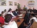 Відкриття 14 Міжнародної студентської наукової археологічної конференції (2015 р.).jpg