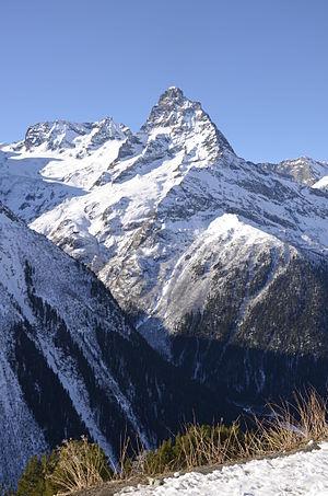 Teberda Nature Reserve - Mountain Belalakaya, Teberda Reserve