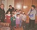 Депутат Г. Ситдыкова в Серменевском детдоме.jpg