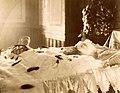 Император Александр III на смертной одре..jpg