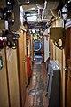 Калининград. Музей мирового океана. Подлодка Б-413. Коридор в жилом отсеке.jpg