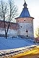 Караульная башня (зимний вечер).JPG