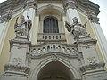 Колони входу Собору Святого Юра.JPG
