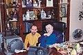Константин Головин с Людмилой Георгиевной Зыкиной - другом семьи и наставником.jpg