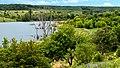 Краєвид заповідного урочища «Польській ліс» з боку села Овсяниківка.jpg
