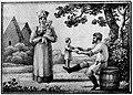 Крестьянин играет с ребенком XIX.jpg