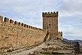 Крым, Судак, Генуэзская крепость 10.jpg