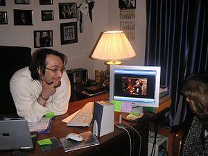 Nashe Radio - Mikhail Kozyrev, Nashe's founder