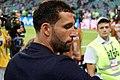 На матче Уругвай Партугалия 2018.jpg