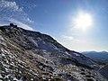Обсерваторія (мур.), с. Зелена, Гора Піп Іван 04.JPG