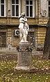 Одеса - Скульптурна група Ерот і Психея P1050154.JPG