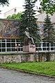 Пам'ятник Шевченку Т. Г., українському поету і художнику (скульптор Р. Романович, бронза) DSC 0308.jpg