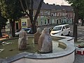 Пам'ятник трьом воїнам Цединя Польща вересень 2016 II.jpg