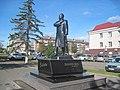 Памятник П.И. Чайковскому в городе Ижевск.jpg
