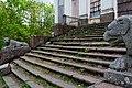 Скульптуры львов на парадной лестнице5.jpg