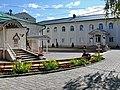 Тула, Благовещенская церковь, прихрамовая территория.jpg