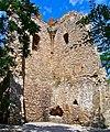Феодосия. Генуэзская крепость. Башня Константина. - panoramio.jpg