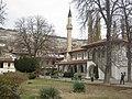 Ханський палац XVI-XIX ст. - Ханська мечеть Бахчисарай 1.JPG