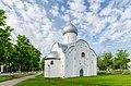 Церковь Власия епископа Севастийского на Волосове улице (1407) в Великом Новгороде.jpg