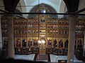 Црква Светог Николе у Новом Пазару 3, унутрашњост, иконостас.jpg