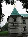 Юго-западная угловая башня стены монастыря..jpg