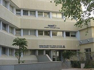 Open University of Israel - The Rennert Study Center