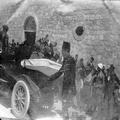 וינסטון צרציל מיניסטר המושבות האנגלי מבקר באוניברסיטה העברית בירושלים ( 192-PHG-1003371.png