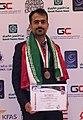 کسب مدال برنز مسابقات اختراعات در کویت.jpg
