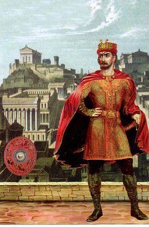 King of Iberia - Image: ფარსმან ქველი