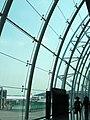 廣州國際機場玻璃外牆 Metal Frame and Glass Wall - panoramio.jpg