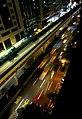 復興南路一段夜景/Night view of S-Fuxing Rd., Sec.1 - panoramio.jpg
