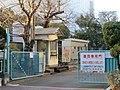 横須賀学院 車両専用門 - panoramio.jpg
