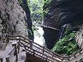 重庆-武隆-天坑 栈道 - panoramio.jpg