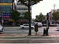 전남대 ^5 전남대사거리(서) 버스정류장 - panoramio.jpg