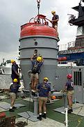 000929-N-1523C-002 Submarine Rescue Chamber