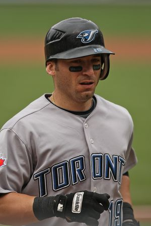 Marco Scutaro - Scutaro with the Blue Jays in 2009