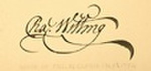 Charles Willing - Charles Willing signature