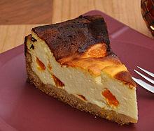 Pastel De Queso Wikipedia La Enciclopedia Libre