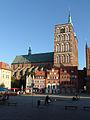 01 Stralsund Rathaus Marktplatz 004.jpg