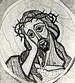 02 A Matuliauskas vyresnysis mozaikos Rupintojelis kartonas 1958.jpg