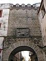 049 Portal Nord del carrer Major, al Pla de Santa Maria.jpg
