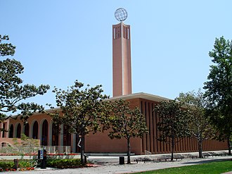 USC School of International Relations - The Von KleinSmid Center of International and Public Affairs, where the School of International Relations is located on the University Park Campus  of the University of Southern California.
