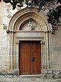 085 Sant Esteve de la Doma, portalada gòtica.jpg