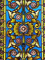 094 Casa Orlandai, escala noble, vitrall.JPG