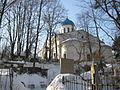 1. St.Petersburg. Shuvalovskoe Cemetery. Church of the Holy Mandylion.JPG