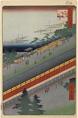 Sanjusangendō Hall in Fukagawa
