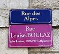 100elles Louise Boulaz - Rue des Alpes.jpg